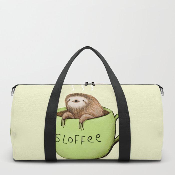 Sloffee Duffle Bag
