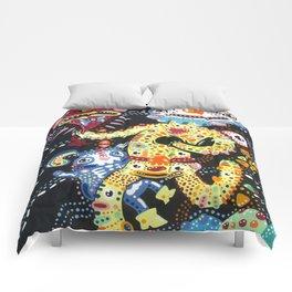 Happy Empty Comforters