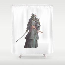 miajima japan 2 Shower Curtain
