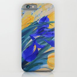 ABOUT SPRING iPhone Case