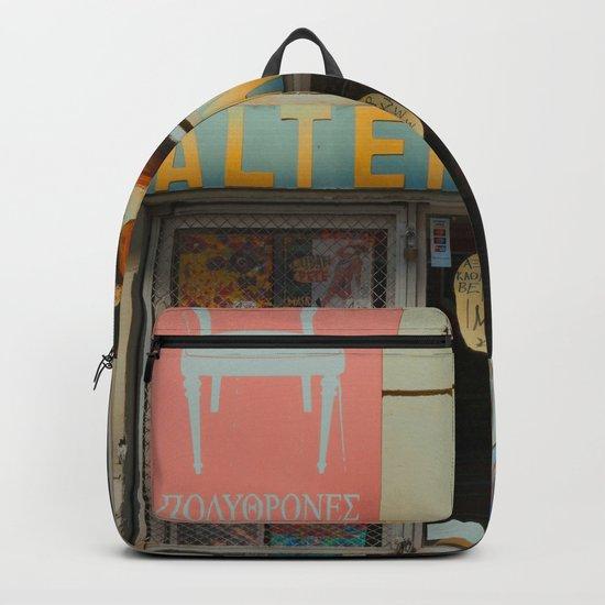 Zorba Backpack