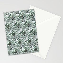 Mandala fog Stationery Cards