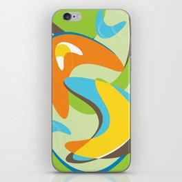 Boomerama iPhone Skin