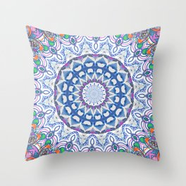 Everything's Cool Throw Pillow