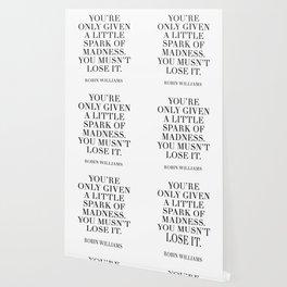 robin williams quote Wallpaper