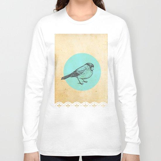 Spotted bird Long Sleeve T-shirt