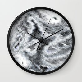 pastel Art Wall Clock