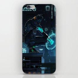Sf Wyv 05 iPhone Skin