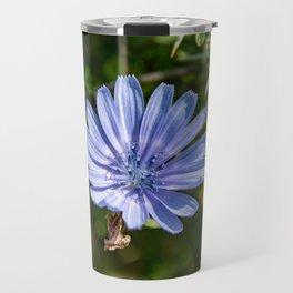 Chicory Flower Travel Mug