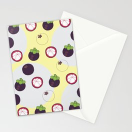 MANGOSTEEN PATTERN Stationery Cards