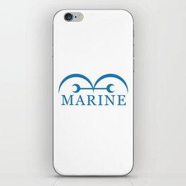 marine iPhone Skin