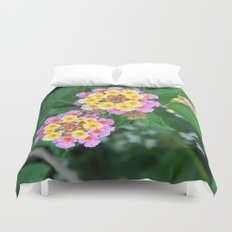 Southern blossoms Duvet Cover