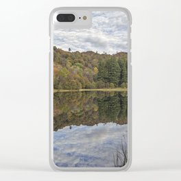 Reflections. Clear iPhone Case