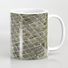 Columbia - South Carolina - 1872 Coffee Mug