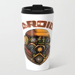 DROID77 Metal Travel Mug