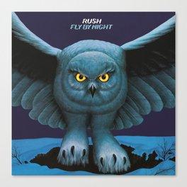Rush Fly By Night Leinwanddruck