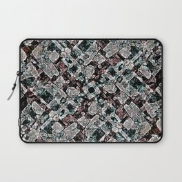 Abstract Digital Stoneware Laptop Sleeve