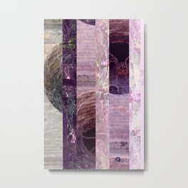 crash_ 06 Metal Print