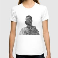 nurse T-shirts featuring nurse by gordon rabut