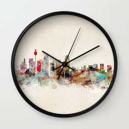 sydney australia Wall Clock