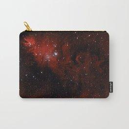 Christmas tree Nebula Carry-All Pouch