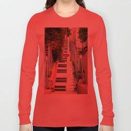 Piano <3 Staircase Long Sleeve T-shirt