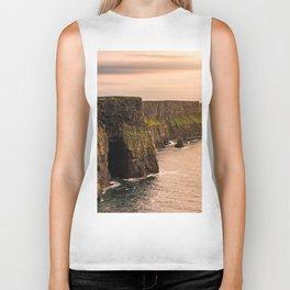 Cliffs Of Moher Biker Tank