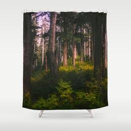 Oregon Forest II Shower Curtain