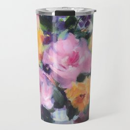 Rose Cotillion Travel Mug