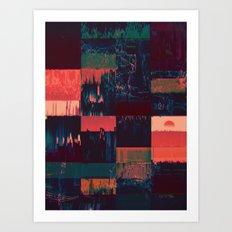 cystyl styge Art Print