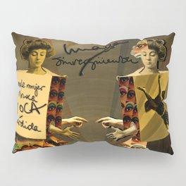 """""""Mala mujer"""" Pillow Sham"""