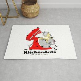 Kitchen Ants Rug