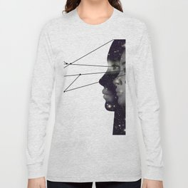 Triple Connection Long Sleeve T-shirt
