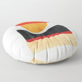 Skyline Floor Pillow