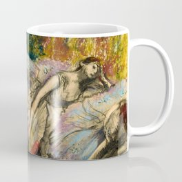 "Edgar Degas ""Dancers"" Coffee Mug"