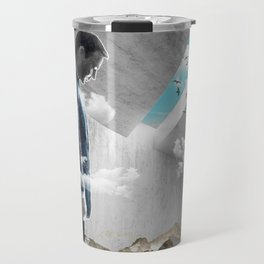 Concrete Landscape Travel Mug