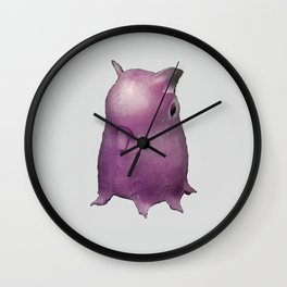 octupus abby Wall Clock