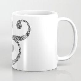 And & Ampersand Scribble* Coffee Mug