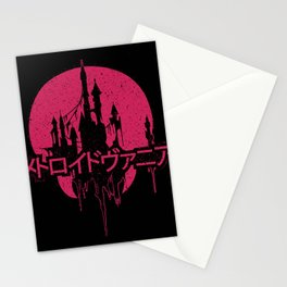 METROIDVANIA Stationery Cards