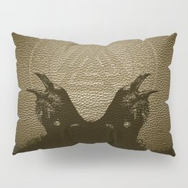 Vikings Odin's Ravens Huginn and Muninn Pillow Sham