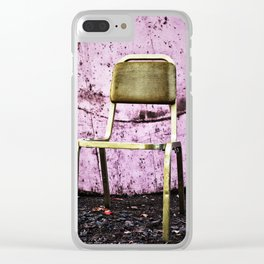 When The Party's Over Clear iPhone Case
