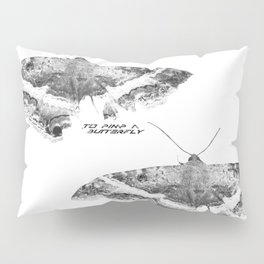 To Pimp a Butterfly Pillow Sham