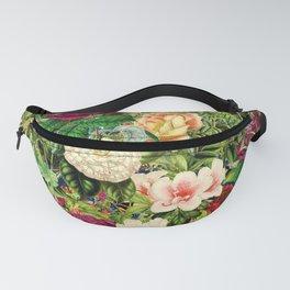 Vintage Floral Garden Fanny Pack