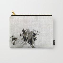 Sesshu Toyo Haboku-Sansui Landscape Carry-All Pouch