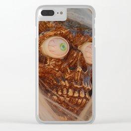 Cuzin Vinney Clear iPhone Case