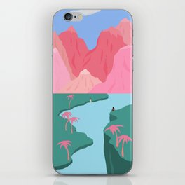 Girls' Oasis iPhone Skin