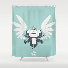 JAN28 Shower Curtain