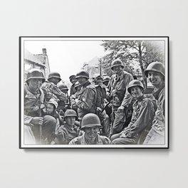 Normandy 44 Metal Print