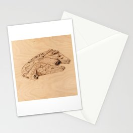 Pyro Millennium Falcon Stationery Cards