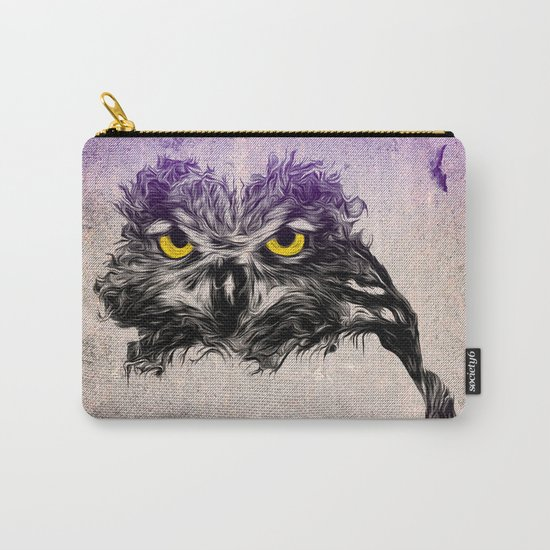 The Sudden Awakening of Nature Carry-All Pouch